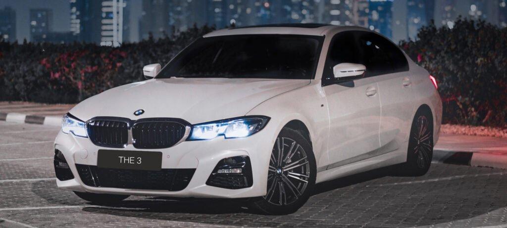 BMW car offers