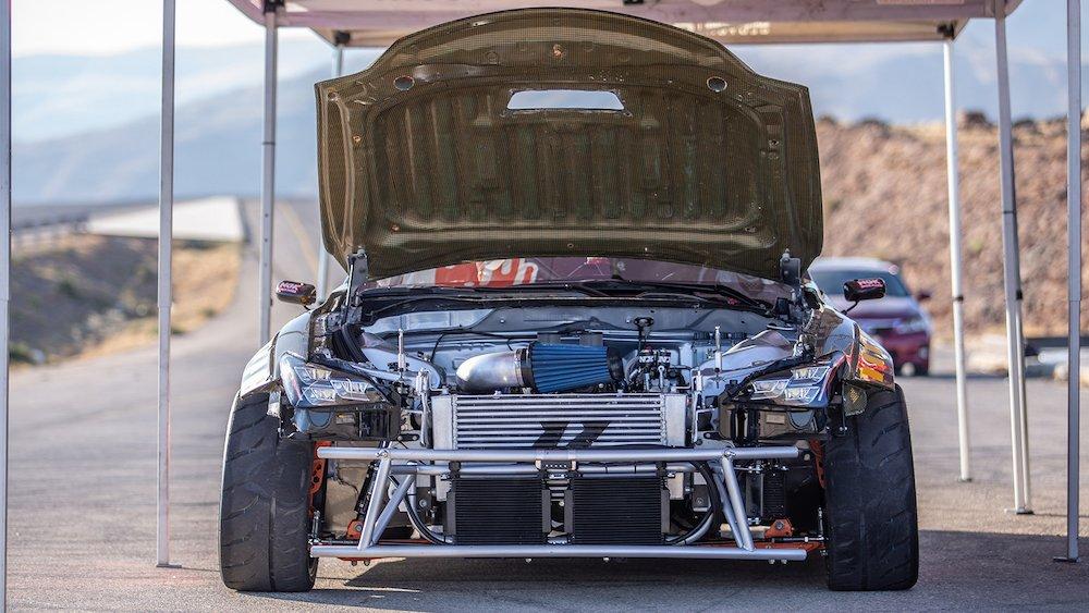 Lexus RC F Carbon Kevlar