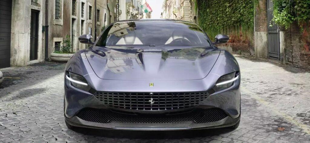 Ferrari Roma UAE