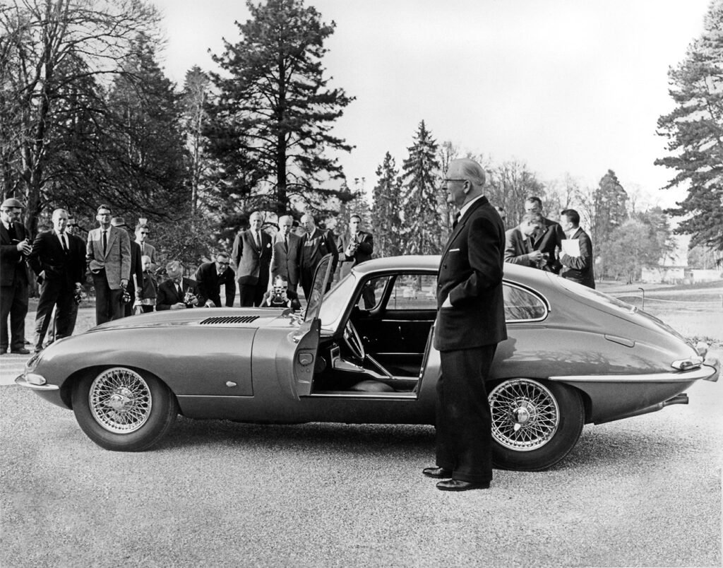 Classic Jaguar 1962