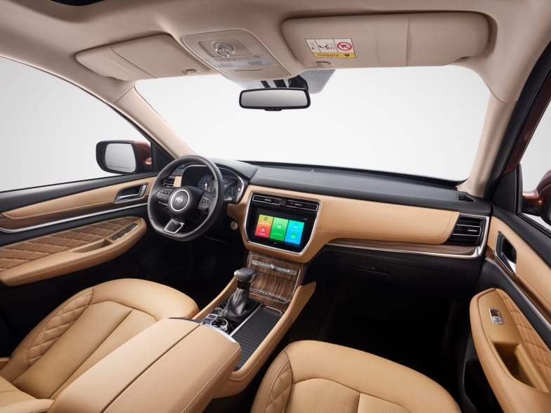 MG RX8 Interior