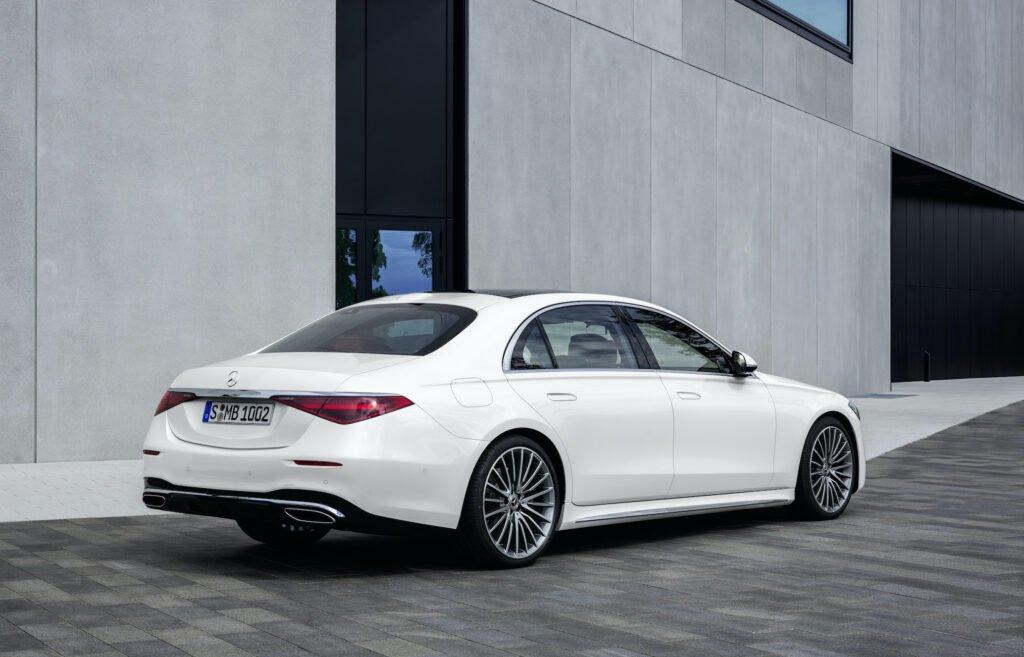 2021 Mercedes S Class