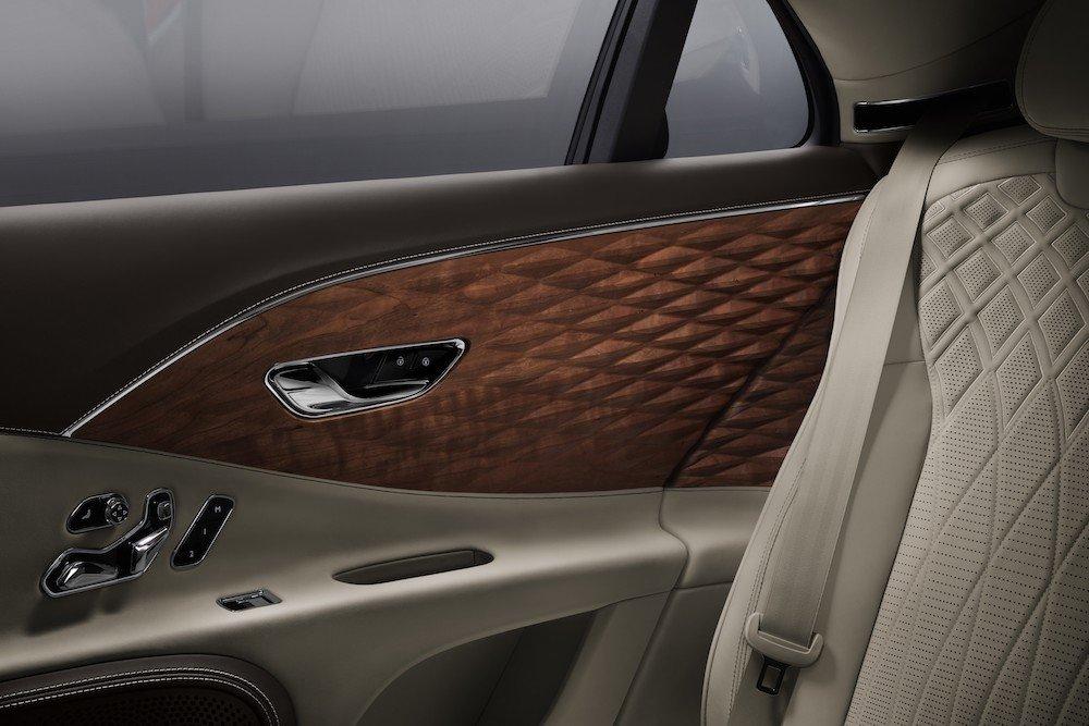 Bentley Flying