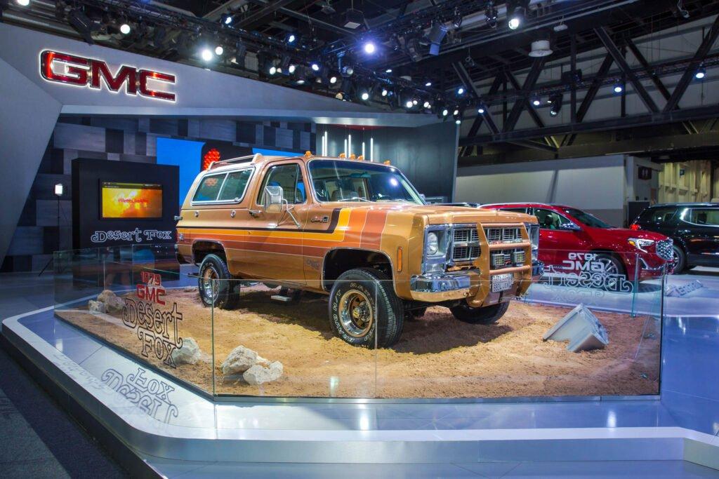 GMC 1979 Desert Fox Concept