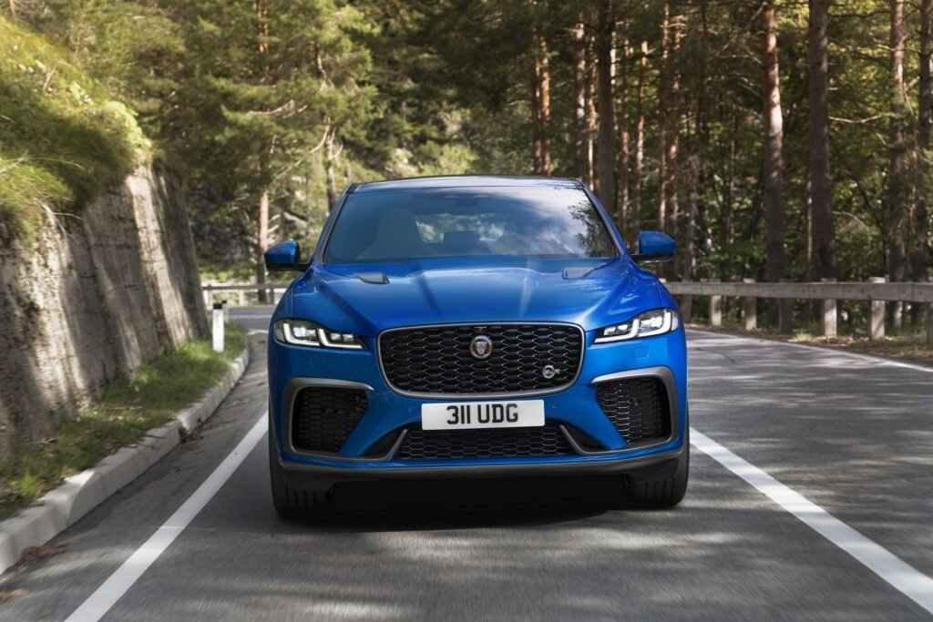 New F-Pace SVR