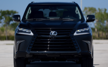 Lexus LX 570 S Black Edition