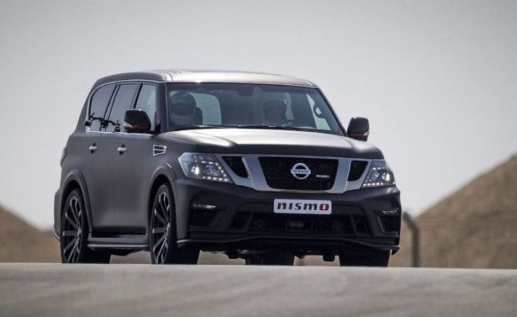 2018 Nissan Patrol: News, Upgrades, Specs, Price >> 2019 Nissan Patrol Nismo Review Specs And Price In Uae Autodrift Ae