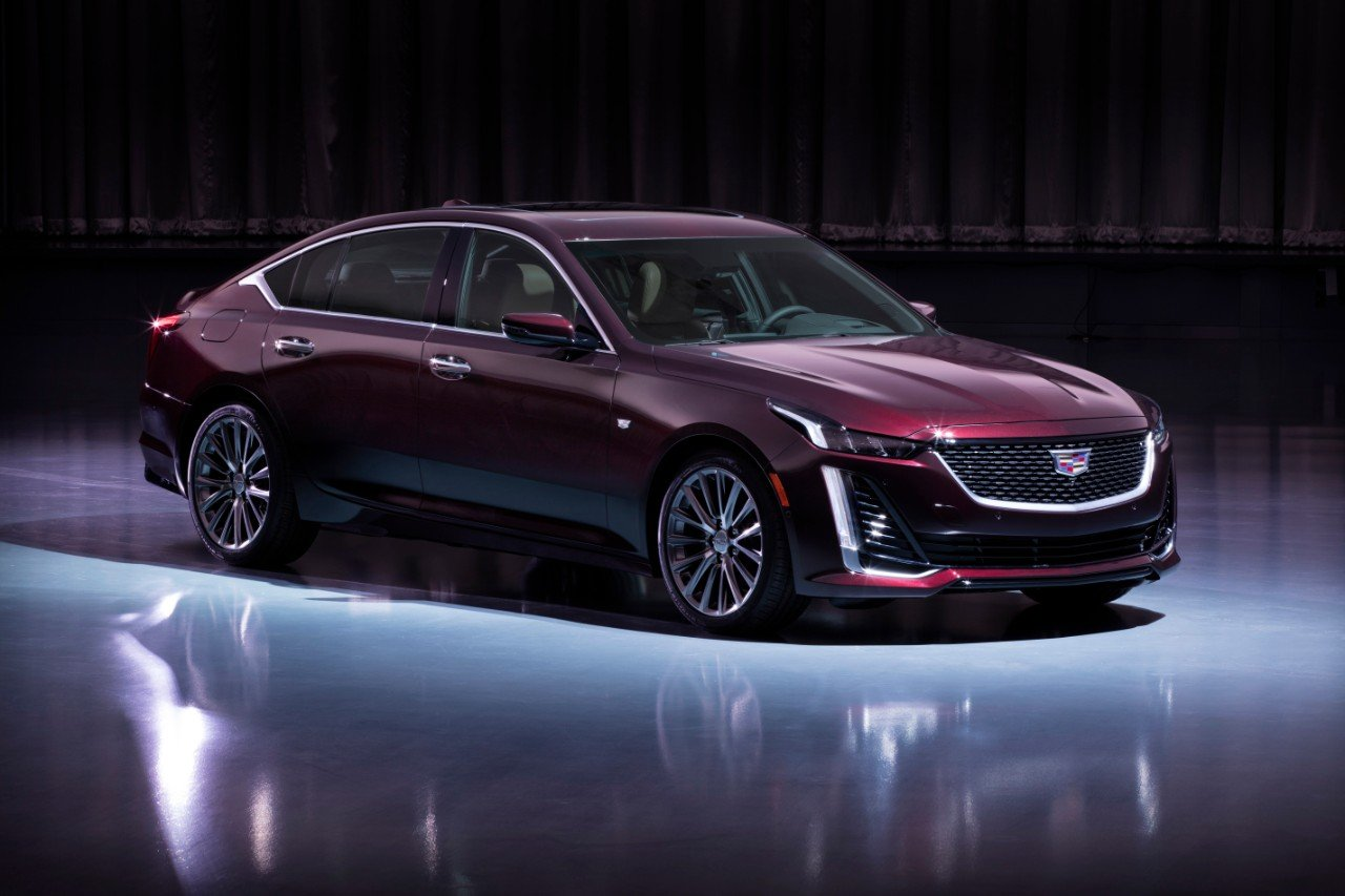 2020 Cadillac CT5: Luxury sedan in a compact size - AutoDrift.ae