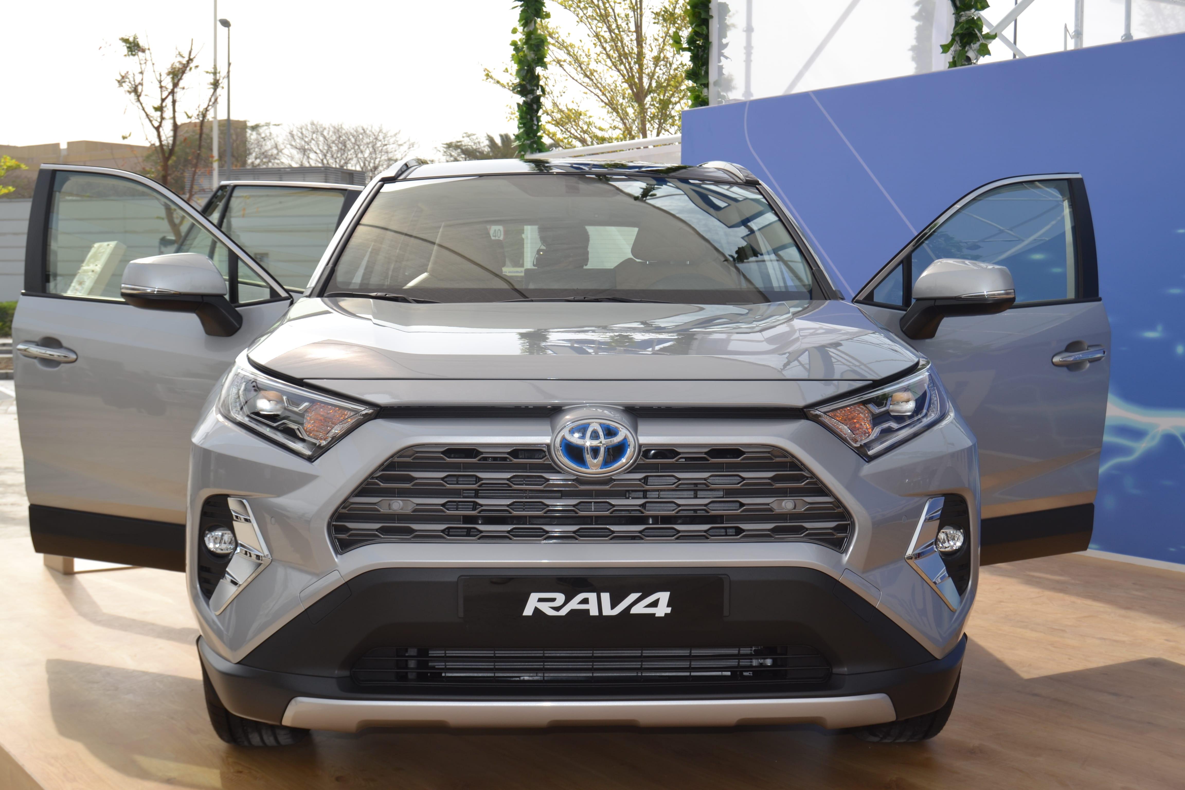 Toyota RAV4 2019 Hybrid
