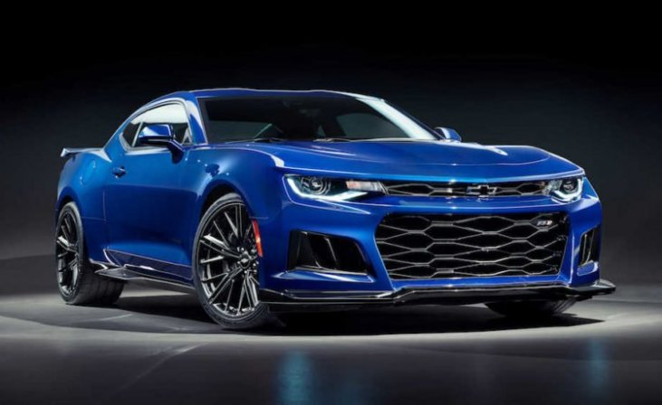 2019 Chevrolet Camaro Zl1 Review Specs And Price In Uae