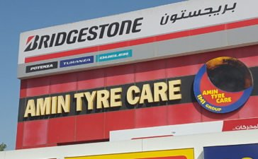 Tyre Repair Shop in Dubai
