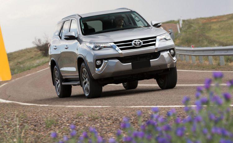 Toyota Fortuner VXR 2019