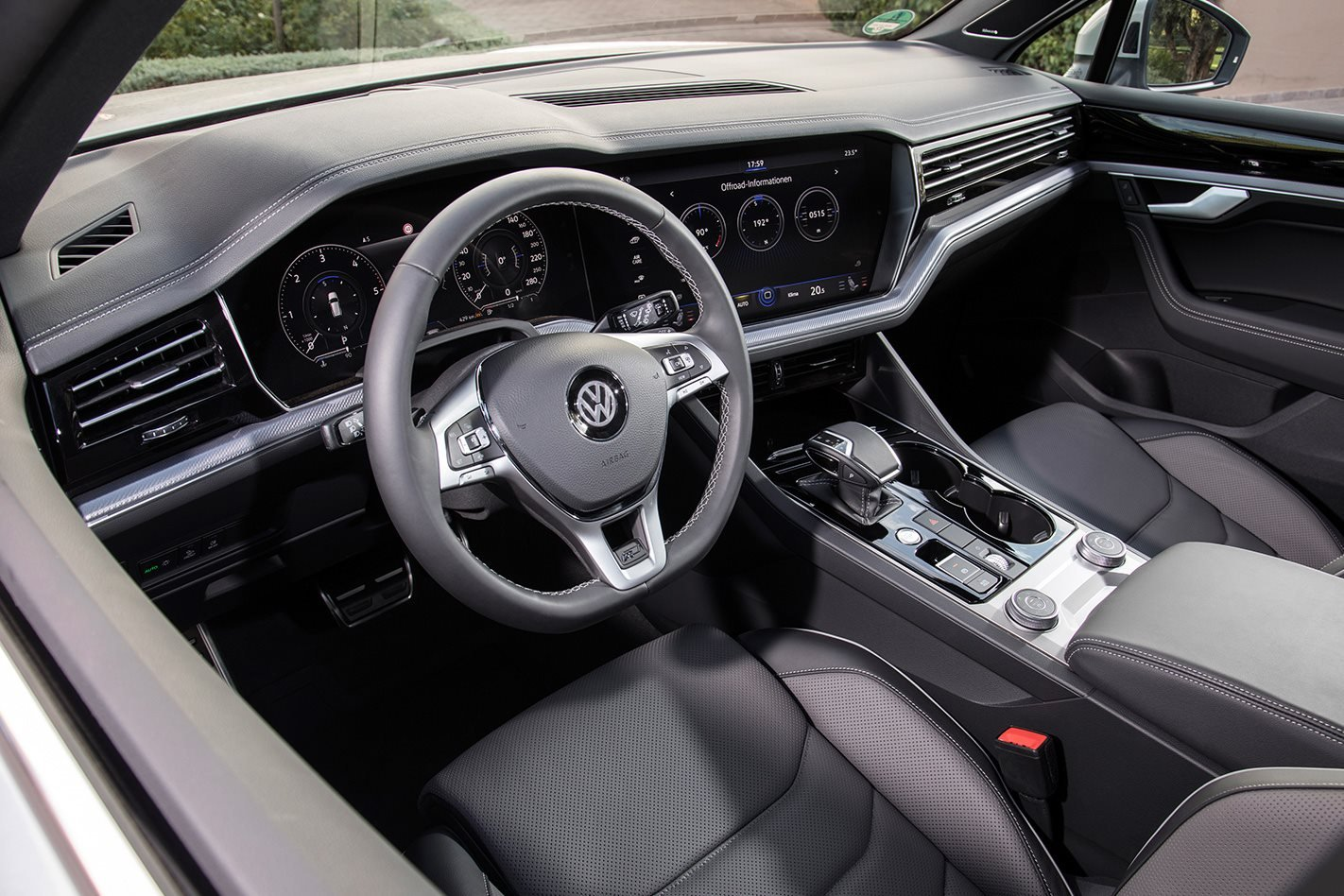 VW Toureg 2019