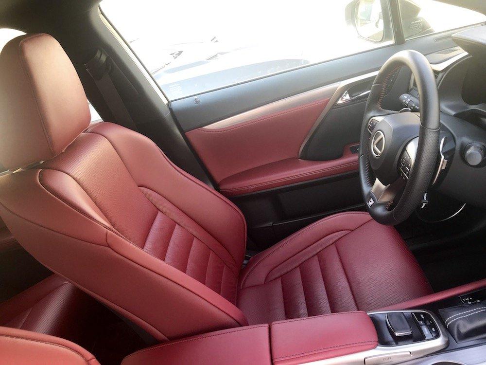 2019 Lexus RX450 Hybrid