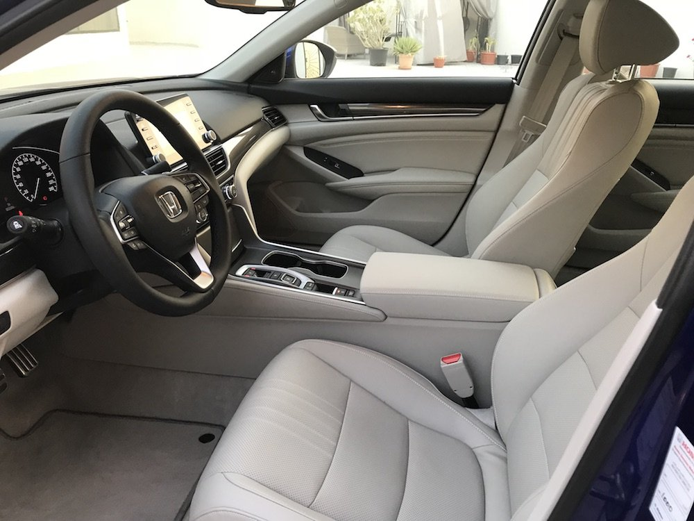 2019 Honda Accord 2.0 Turbo Sport