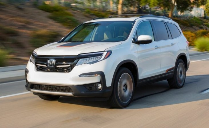 2019 Honda Pilot Price Touring Review Specs In Uae Autodrift Ae