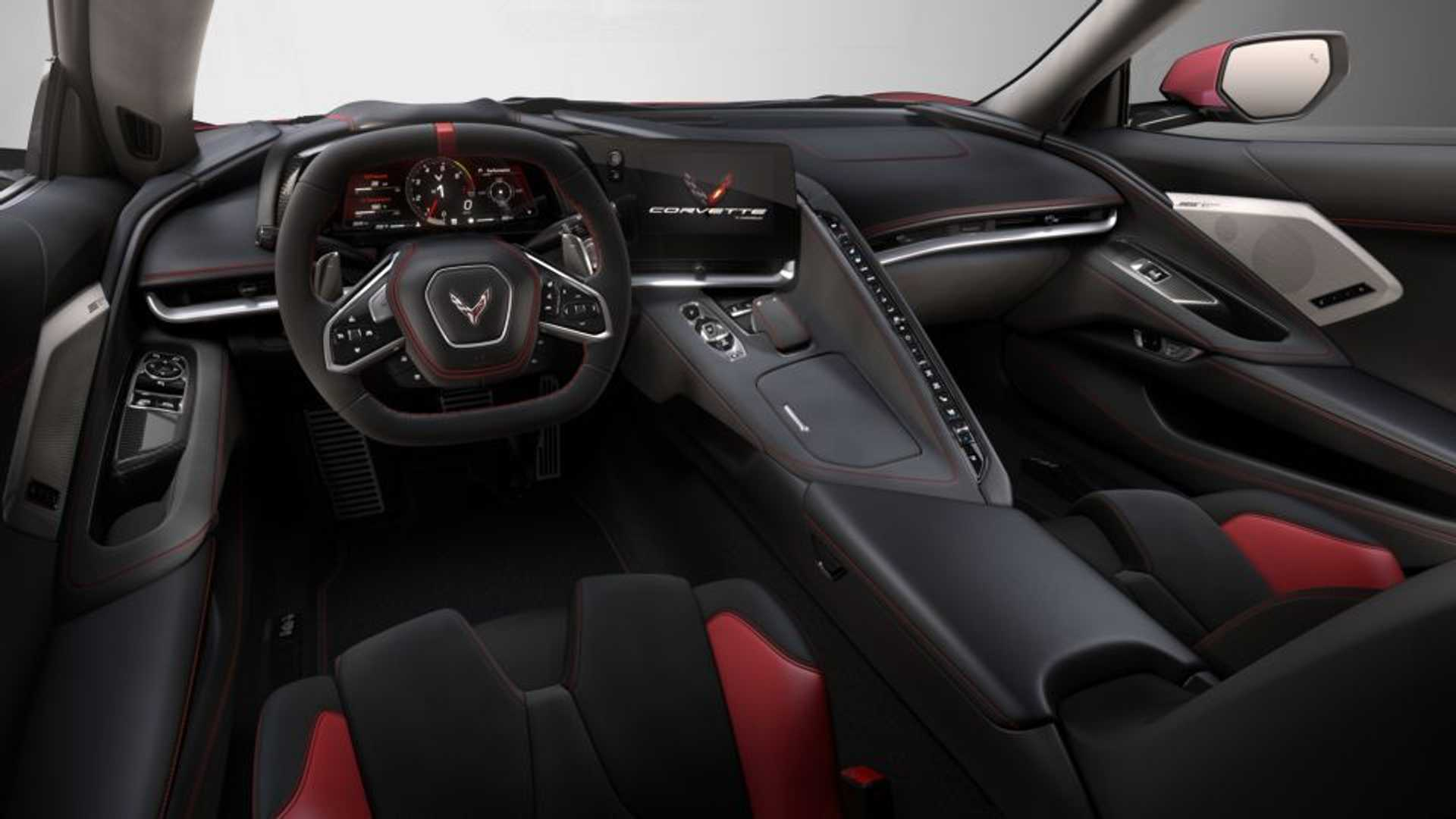 2020 CHEVROLET CORVETTE STINGRAY CONVERTIBLE