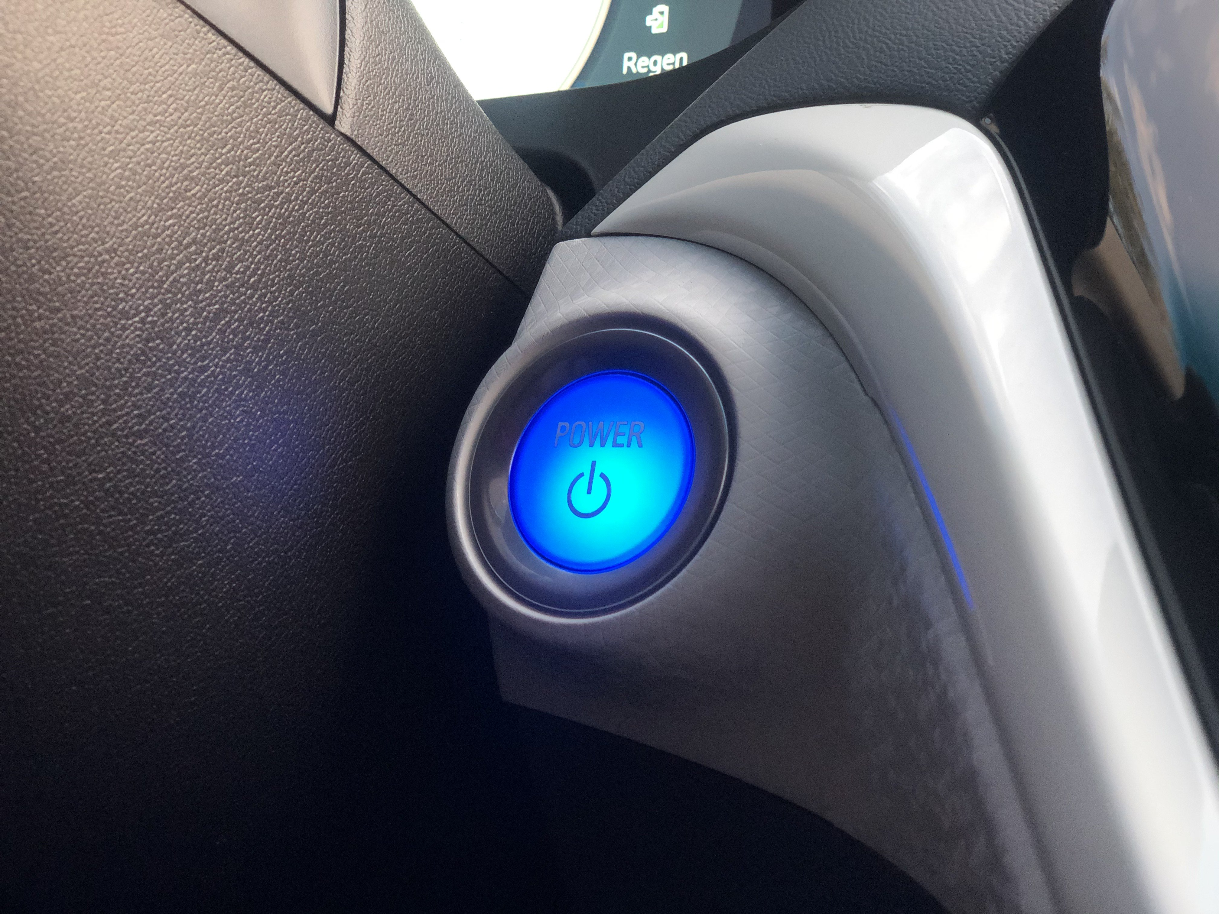 2019 CHEVROLET BOLT EV Interior Engine Push Start