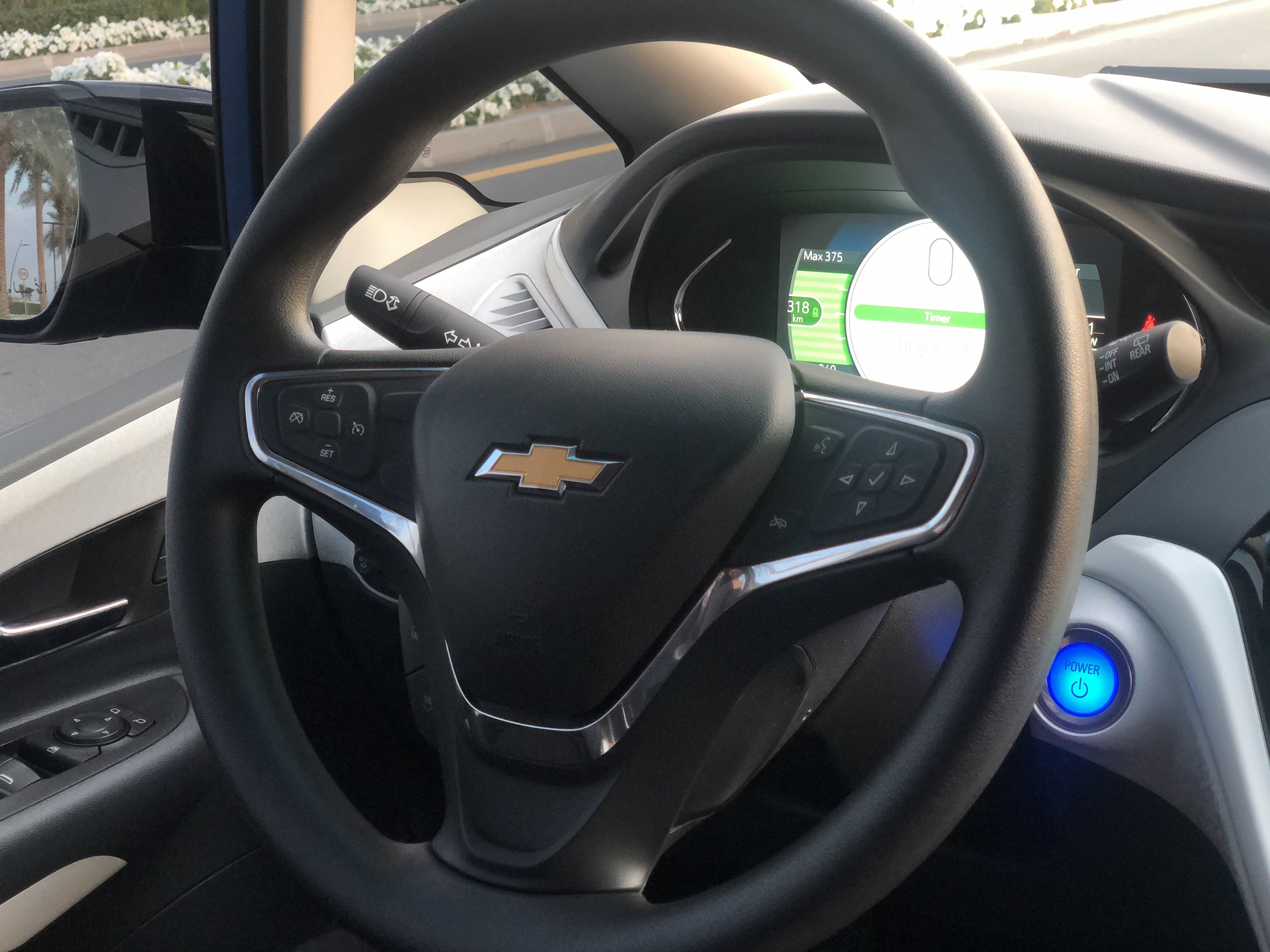 2019 CHEVROLET BOLT EV Interior Steering