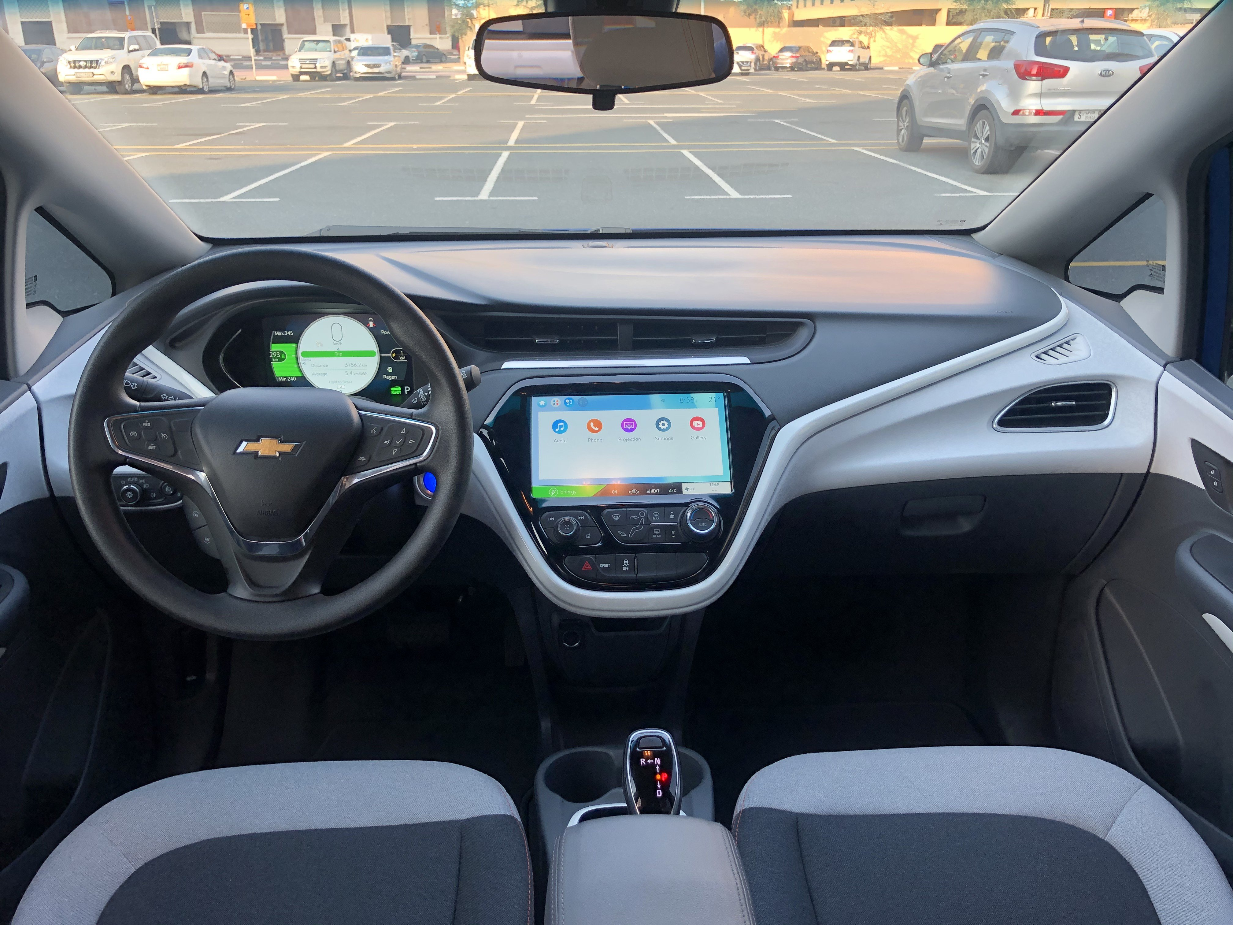 2019 CHEVROLET BOLT EV Entertainment