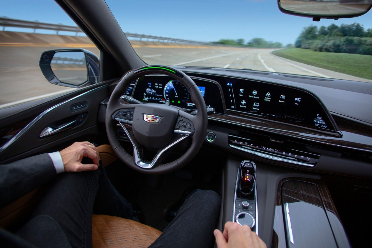 Super Cruise enables hands-free driving on more than 200,000 mil