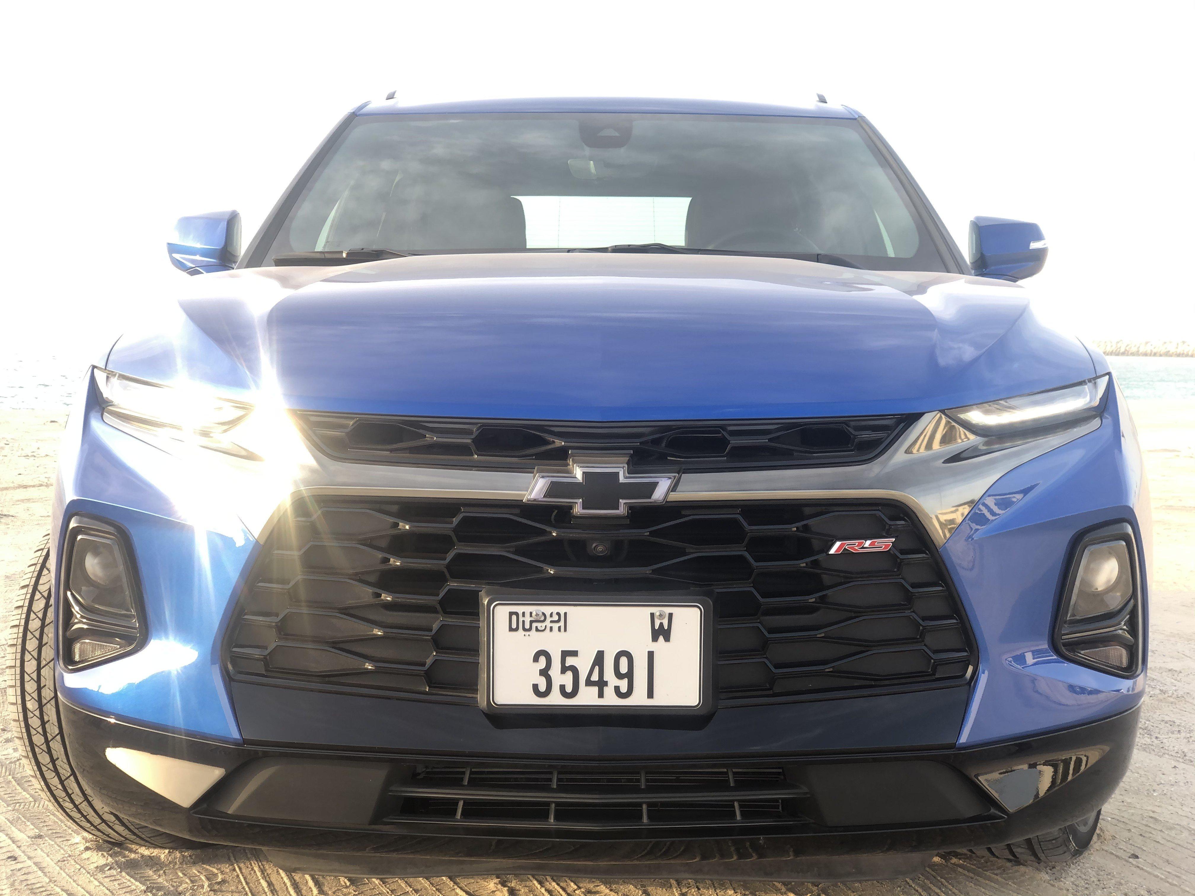 Chevrolet Blazer 2019 external shot