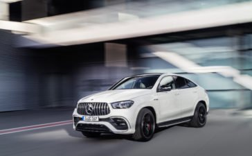 Mercedes-AMG GLE 63 S 4MATIC+ Coupé, C167, 2020