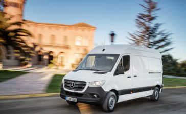 25 Jahre Mercedes-Benz Sprinter: der Champion seiner Klasse25 years of Mercedes-Benz Sprinter: The champion of its class