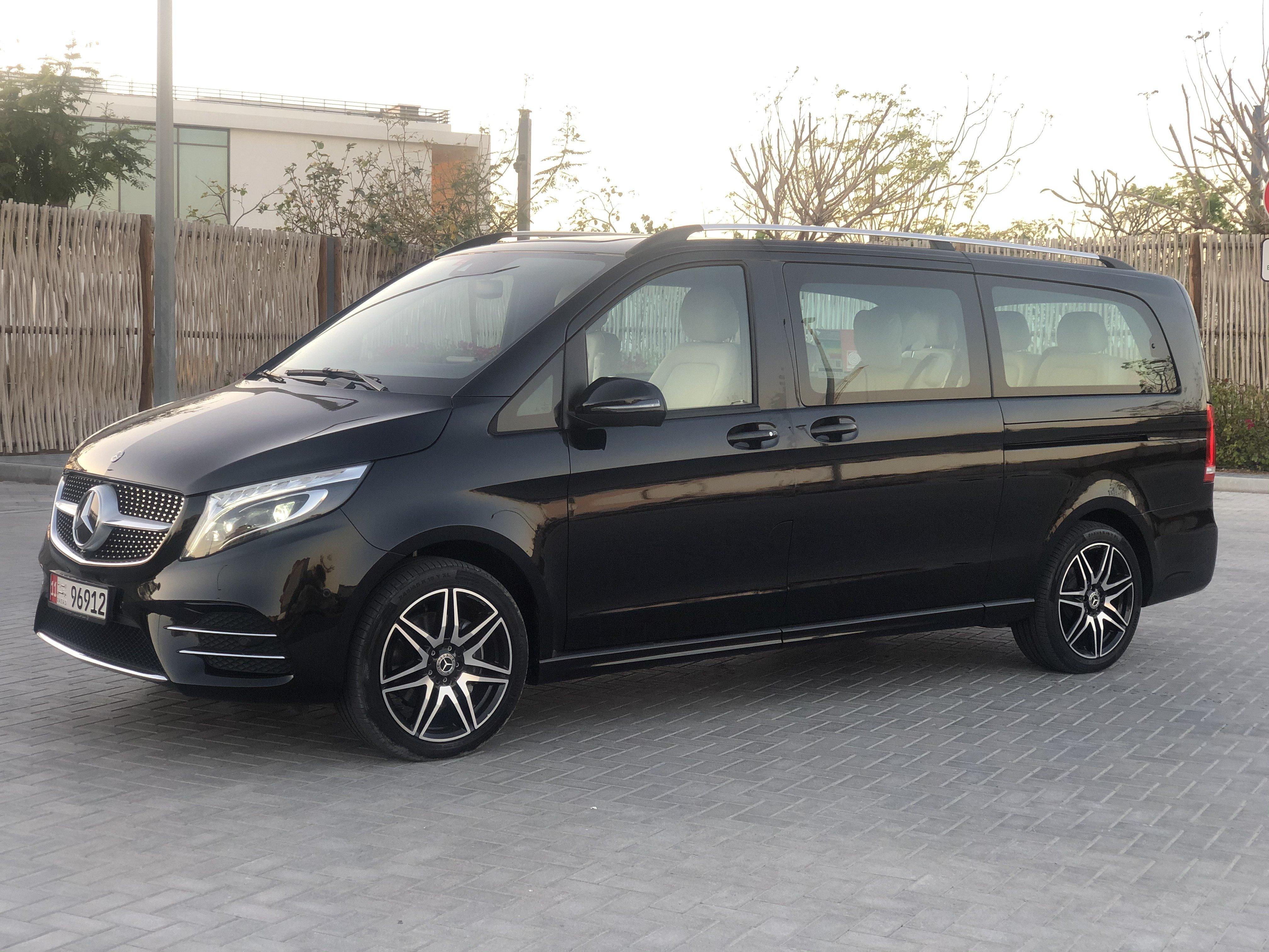 Mercedes Benz Avantgarde Exterior Body