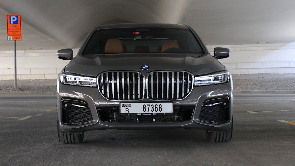 2020 BMW 730 LI