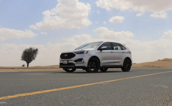 2020 Ford Edge St Review Specs And Price In Uae Autodrift Ae