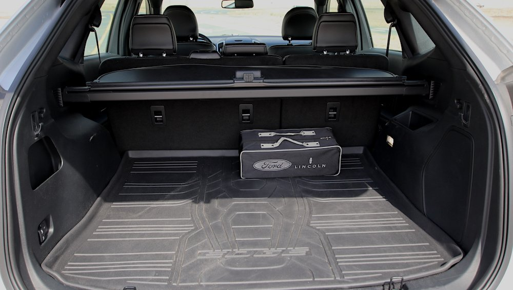 2020 Ford Edge ST Cargo Space