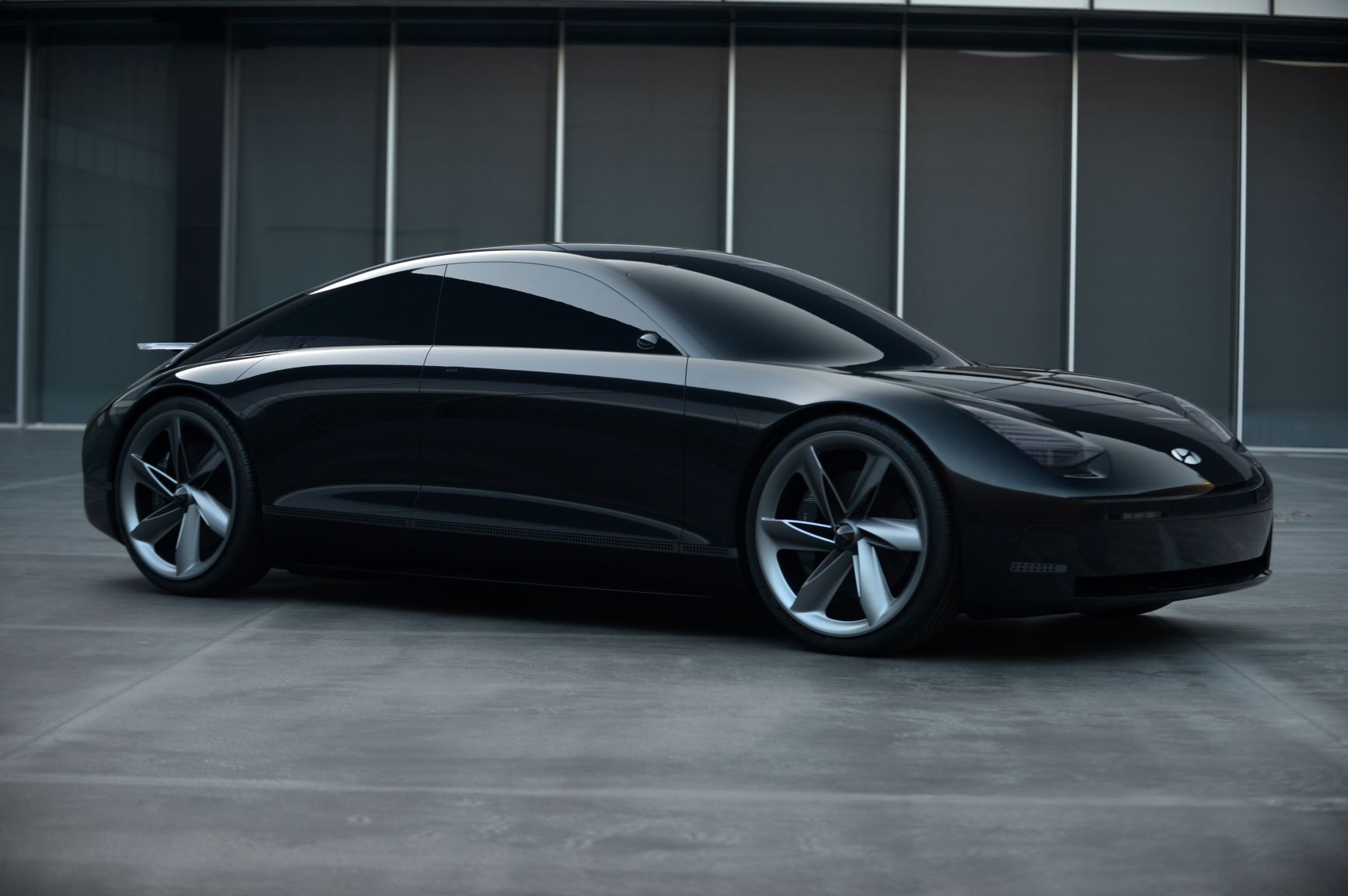 Hyundai Motor Prophecy Concept Electric Vehicle