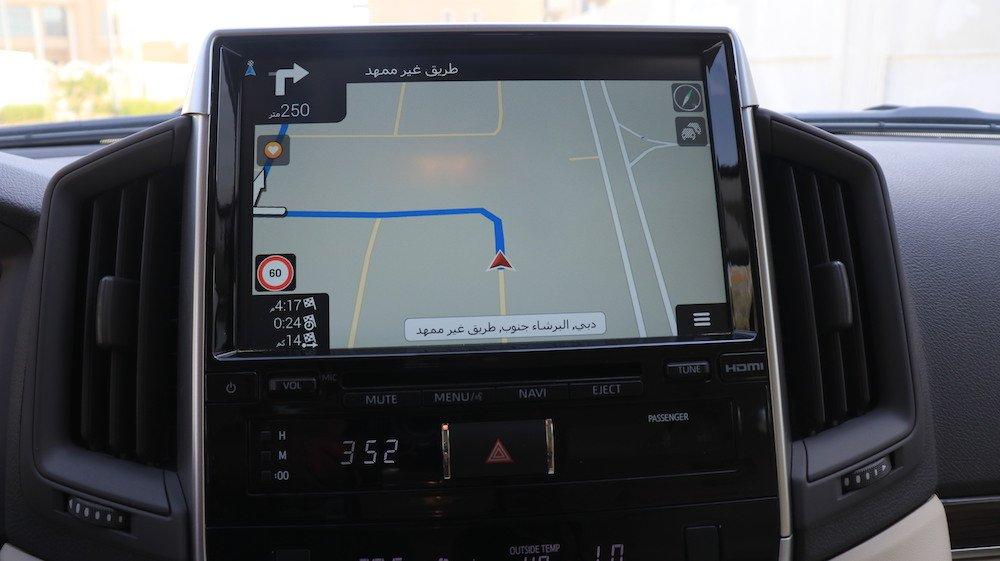 Toyota Infotainment
