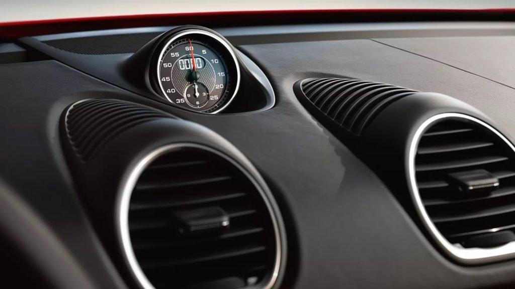 718 Porsche cayman S