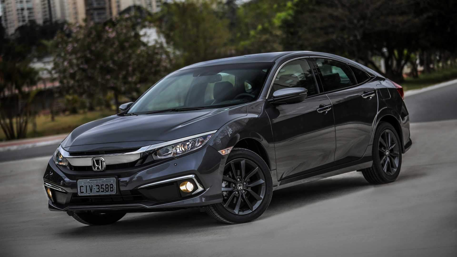 Honda Civic 2020 Exterior