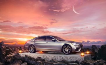 Mercedes-Benz Ramadan Offer 2020