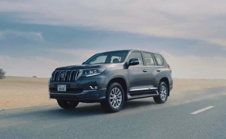 Hassle-free lease with Toyota UAE | AutoDrift.ae