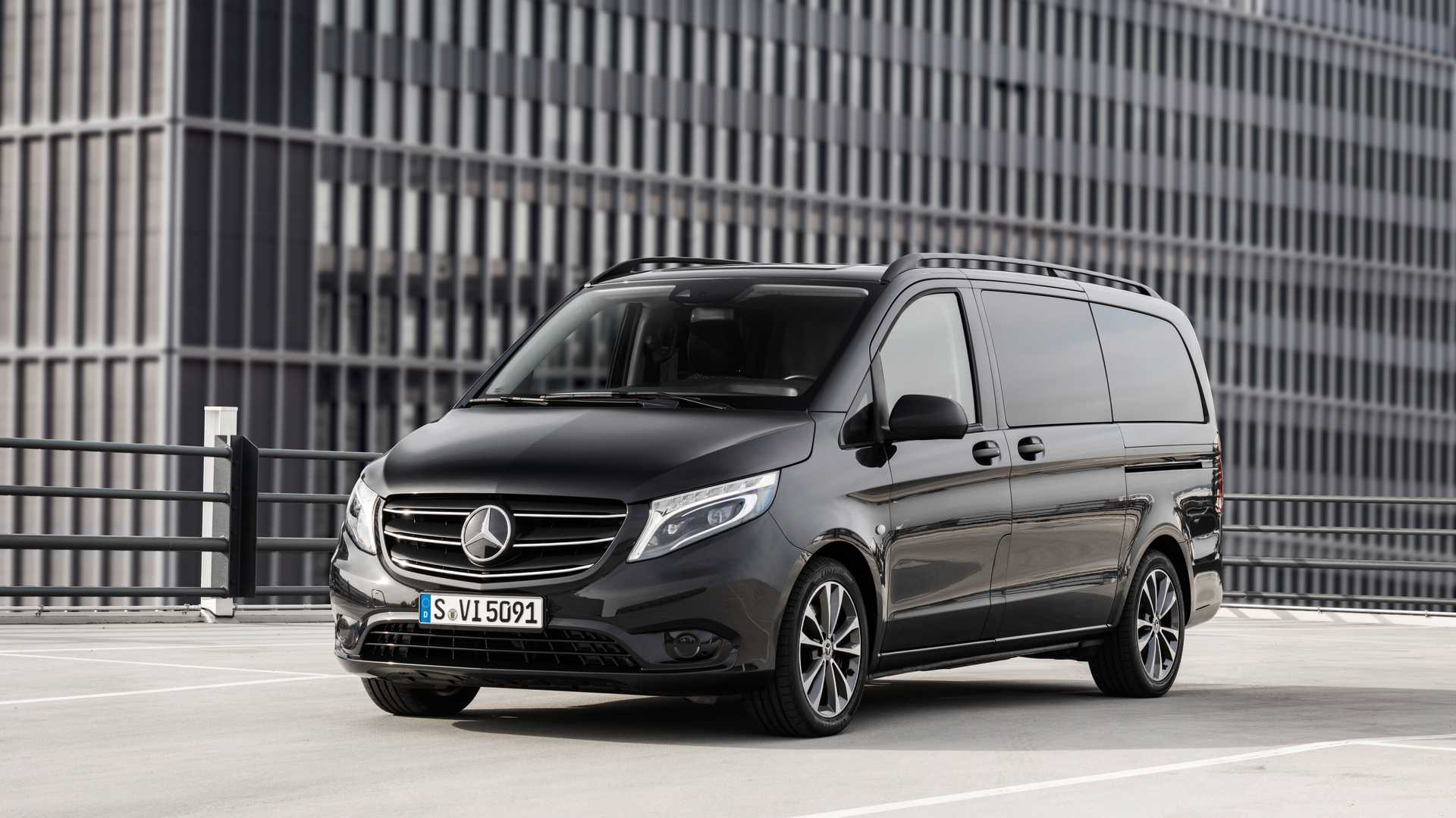 Mercedes-Benz Vito receives an update internally and externally with refreshing design, features, safety and technology that meets customers demands