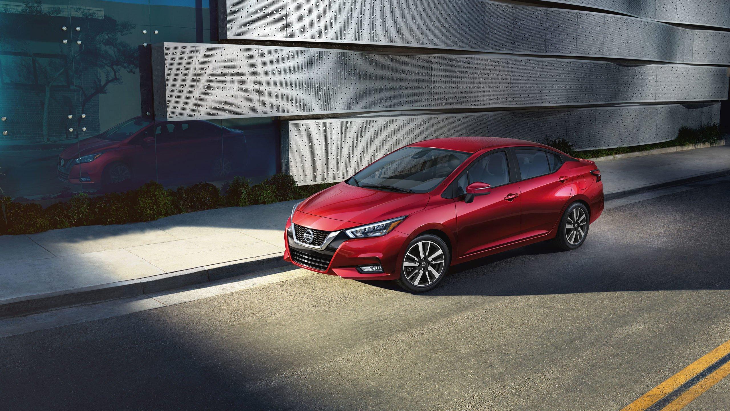 2020 Nissan Sunny UAE