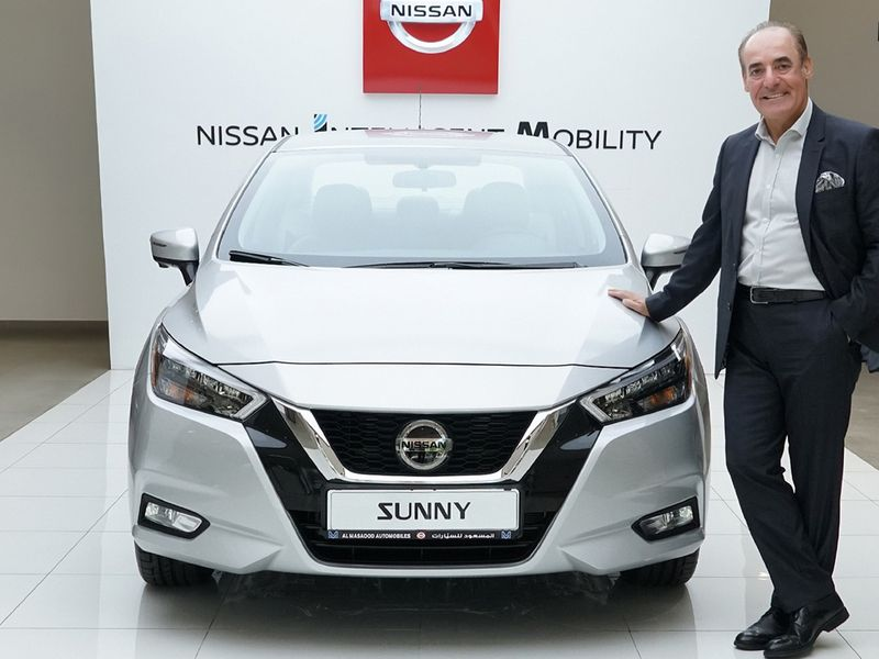 Al Masaood Automobiles brought the all-new 2020 Nissan Sunny to Abu Dhabi, and Al Ain. The 11th generation Sunny is stunning and voted as the best sedan.