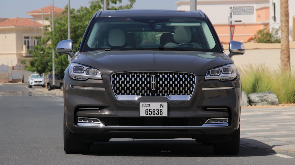 Lincoln Aviator 2020 UAE