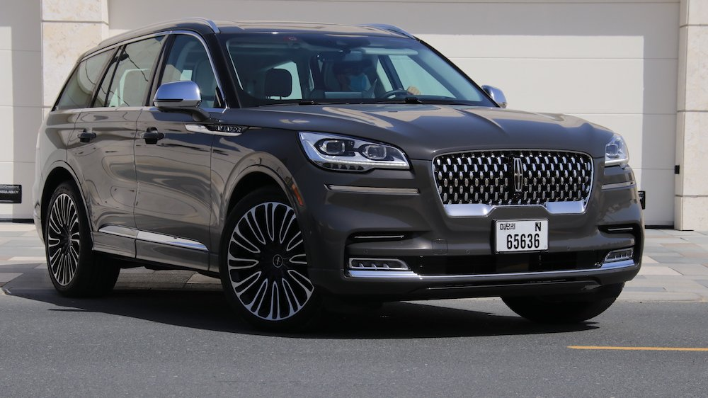 Lincoln Aviator price in UAE