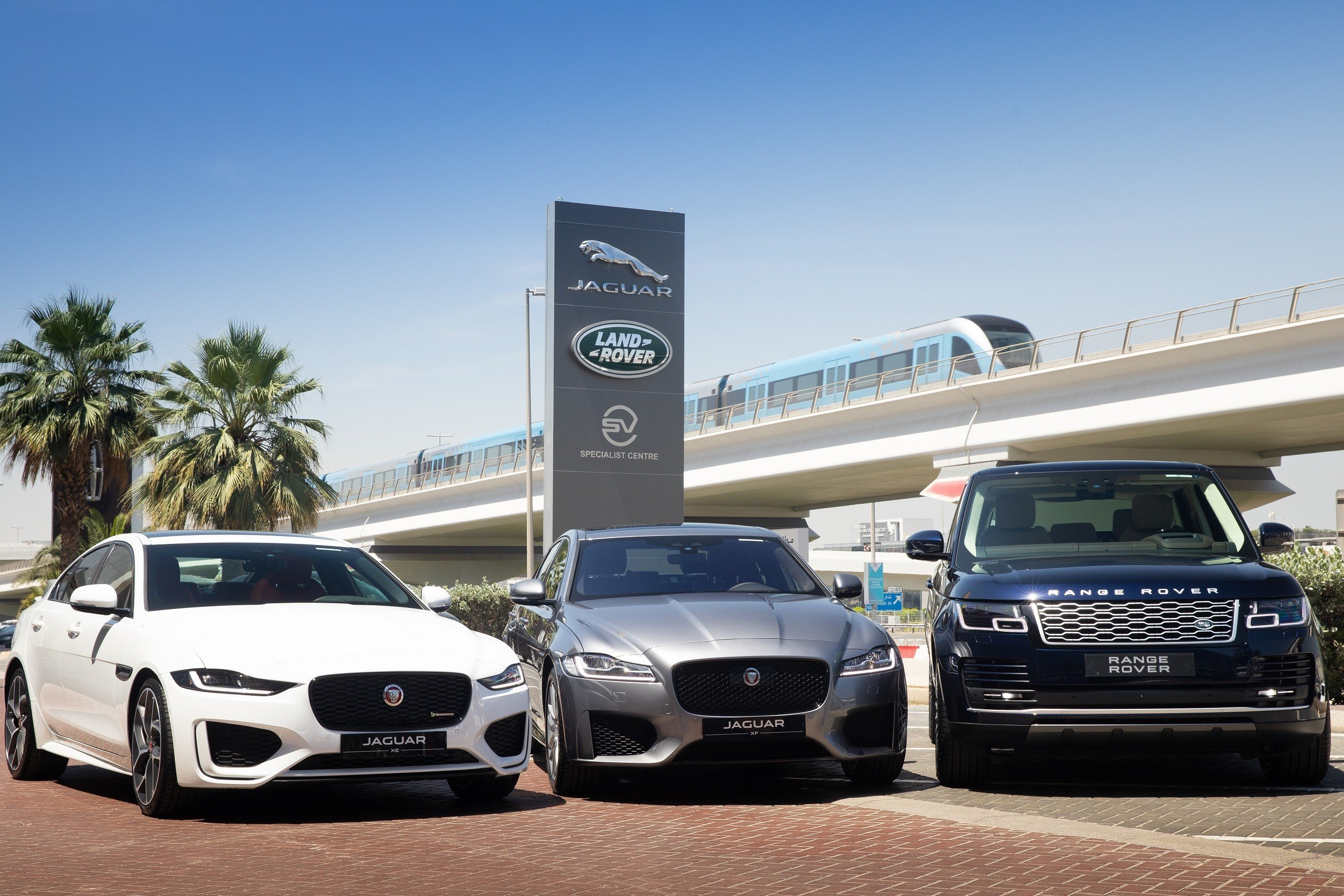 Special Edition of Jaguar XE, XF and Range Rover Vogue vehicles are available at Al Tayer Motors and Premier Motors showrooms in the UAE for a limited time
