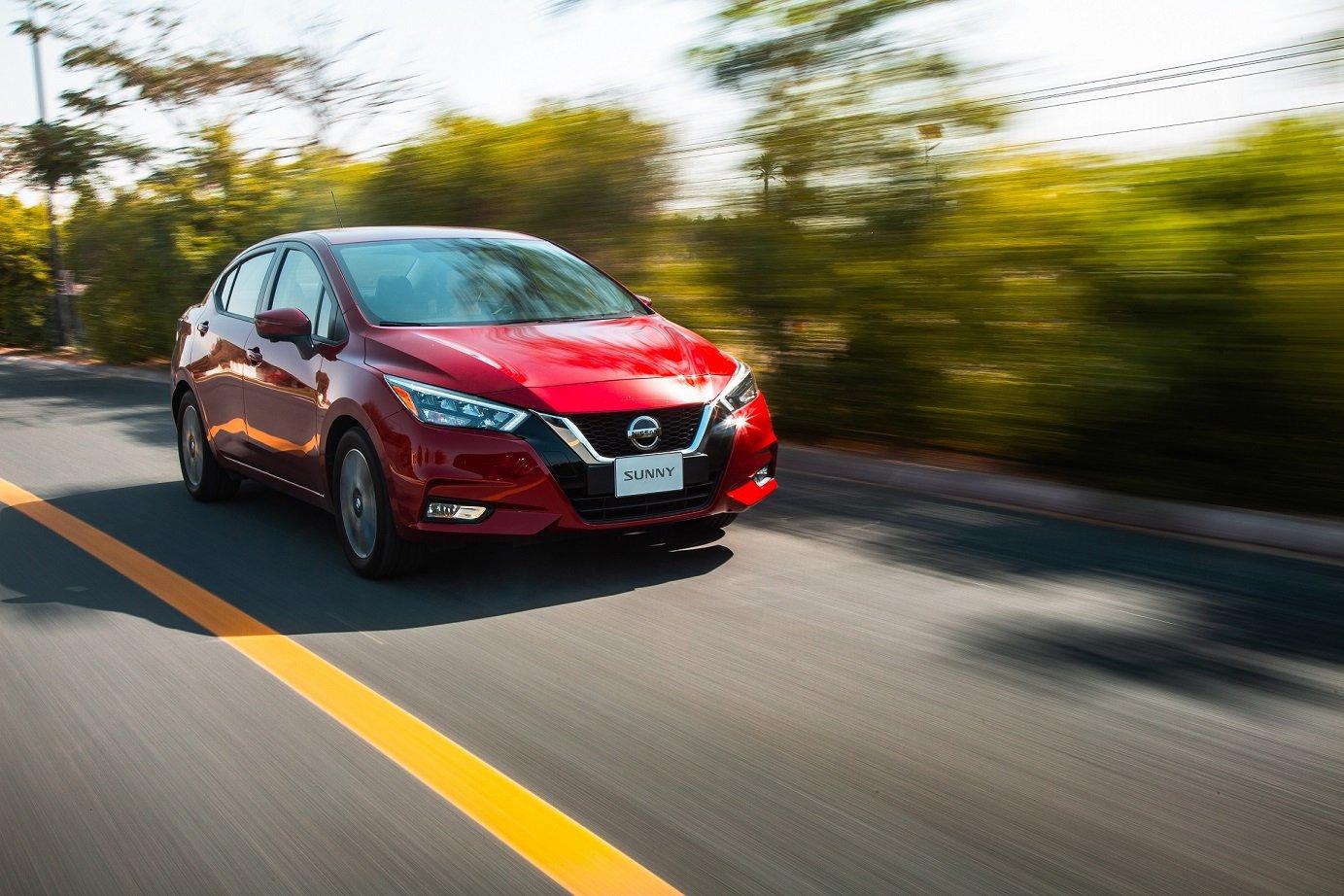 2020 Nissan Sunny price in UAE