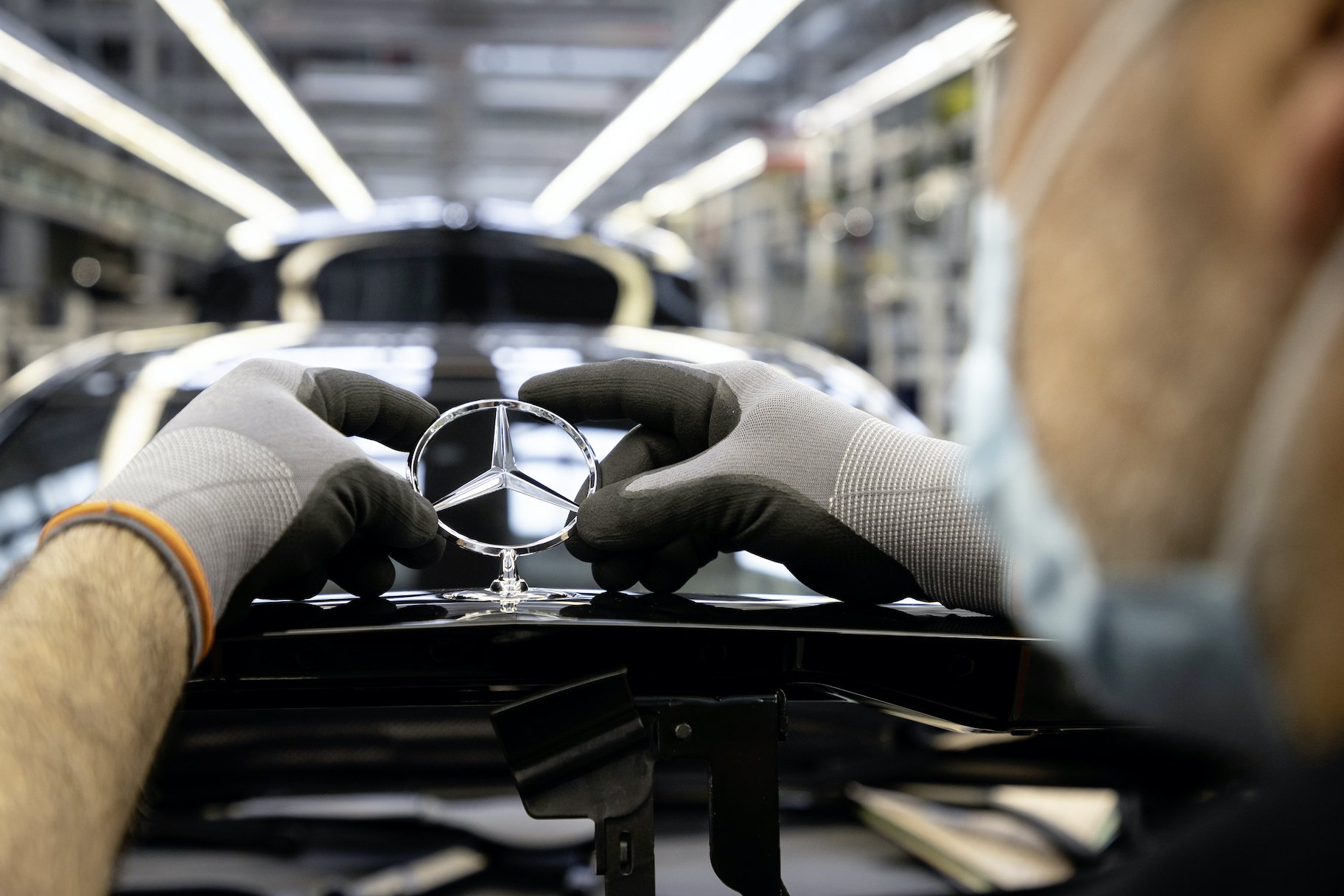 Mercedes-Benz to gradually reopen plants around the world which were shut due to the pandemic, several anti-infection measures are made.