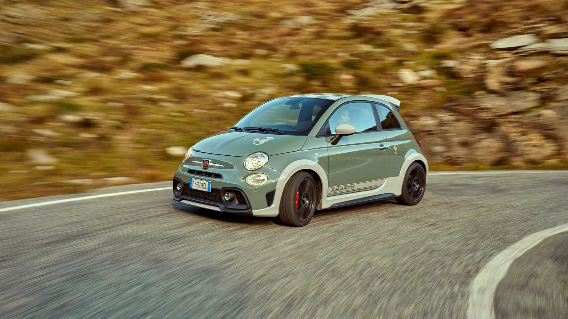 Abarth marks the brand's 70th anniversary in 2019, and what better way to celebrate this milestone if not by creating the perfect spoiler.