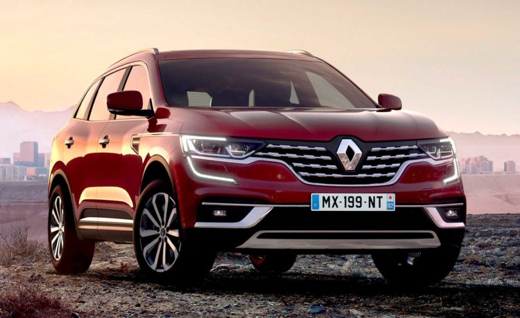 Renault Koleos a brand new compact crossover SUV providing style, comfort, and innovation all in one package. Completely robust surplasing expectations