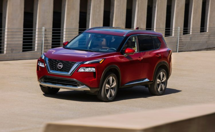 Nissan X-trail SUV recently launched with the most advanced technology has unvealed its interior and exterior design to the public