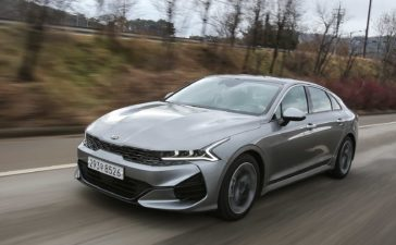 Kia K5 recently renamed Optima has been relaunched with a stunning design, beautiful interiors, latest technology, and all-new powertrain option.